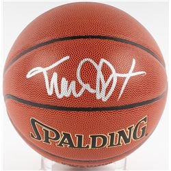 Michael J. Fox Signed Basketball (JSA COA)