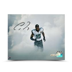 "Allen Robinson Signed Jaguars ""Emergence"" 8x10 Photo (UDA COA)"