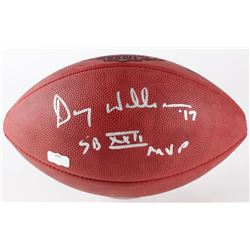 "Doug Williams Signed Official Super Bowl XXII Game Ball Inscribed ""SB XXII MVP"" (Radtke Hologram)"