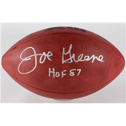 "Joe Greene Signed Official Super Bowl XIII Game Ball Inscribed ""HOF 87"" (Radtke Hologram)"