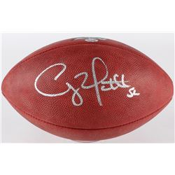 Clay Matthews Signed Super Bowl XLV NFL Official Game Ball (Radtke COA)