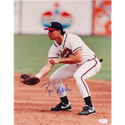 Ryan Klesko Signed Braves 11x14 Photo (JSA COA)