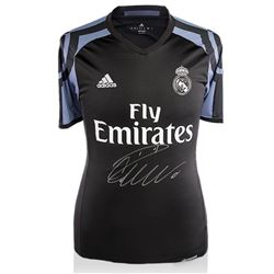 Cristiano Ronaldo Signed Real Madrid Authentic Adidas Soccer Jersey (Ronaldo COA)