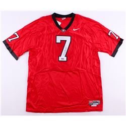 Matthew Stafford Signed Georgia Football Jersey (Radtke COA)