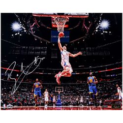 "Blake Griffin Signed ""Soar"" 16x20 LE Photo (Panini COA)"
