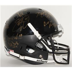 Heisman Trophy Winners Full-Size Helmet Signed by (24) Including Barry Sanders, Marcus Allen, Bo Jac