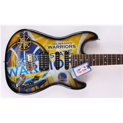 Golden State Warriors Electric Guitar
