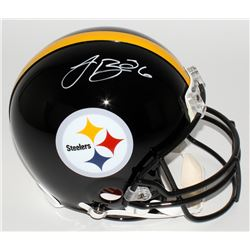 Le'Veon Bell Signed Steelers Authentic Full-Size Helmet (JSA COA)