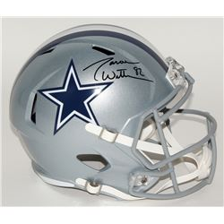 Jason Witten Signed Cowboys Full-Size Speed Helmet (Witten Hologram)
