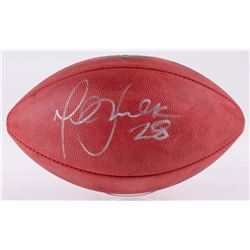 Marshall Faulk Signed Official NFL Game Ball (JSA COA)