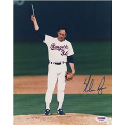 Nolan Ryan Signed 8x10 Photo (PSA COA)