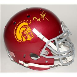 Ronnie Lott Signed USC Trojans Full-Size Authentic Helmet (Beckett COA)