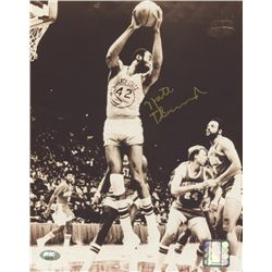 Nate Thurmond Signed Warriors 8x10 Photo (FSC COA)
