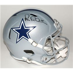 Michael Irvin Signed Cowboys Full-Size Speed Helmet (Beckett COA)