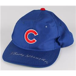 Billy Herman Signed Cubs Snapback Hat (PSA Hologram)