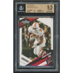 2009 Score Inscriptions #309 Arian Foster RC #679/999 (BGS 9.5)