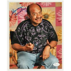 Sherman Hemsley Signed 8x10 Photo (JSA COA)