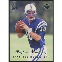 1998 Collector's Edge First Place #135 Peyton Manning RC