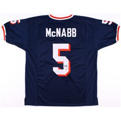 Donovan McNabb Signed Syracuse Orange Jersey (JSA Hologram)
