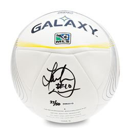Landon Donovan Signed L.A. Galaxy Adidas Tropheo Replica Match Ball (UDA COA)