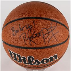 "Matt Painter Signed Basketball Inscribed ""Boiler Up!"" (JSA COA)"