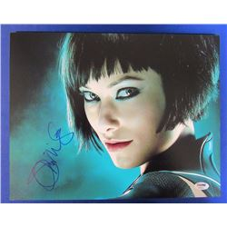"Olivia Wilde Signed ""Tron Legacy"" 11x14 Photo (PSA Hologram)"