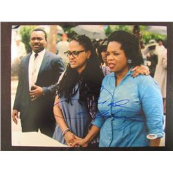"Oprah Winfrey Signed ""Selma"" 11x14 Photo (PSA Hologram)"