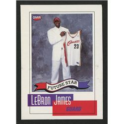 2003 OMR #NNO LeBron James