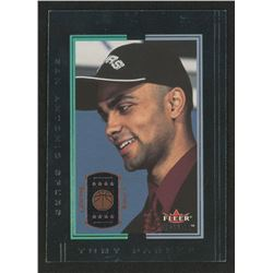 2001-02 Fleer Genuine #149 Tony Parker RC #649/1000