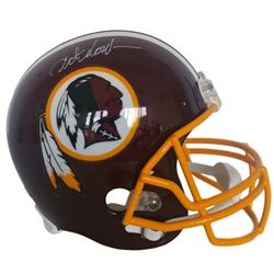 Art Monk Signed Redskins Full Size Helmet (JSA COA)