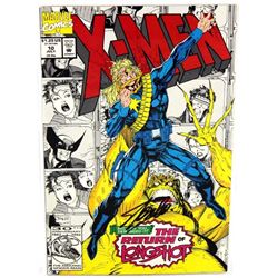 "Stan Lee Signed ""X-Men"" Comic Book (Lee Hologram)"