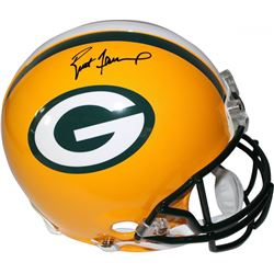 Brett Favre Signed Packers Full-Size Authentic On-Field Helmet (Steiner  Favre)