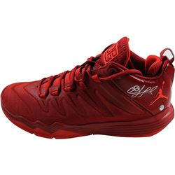 Chris Paul Signed Jordan CP3.IX Shoe (Steiner COA)