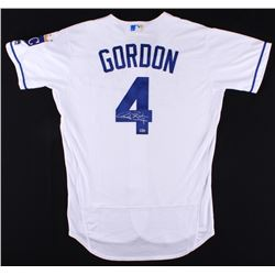 Alex Gordon Signed Royals Jersey (MLB Hologram)