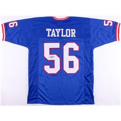 Lawrence Taylor Signed Giants Jersey (JSA COA)