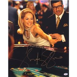 "Sharon Stone Signed ""Casino"" 16x20 Photo (PSA COA)"