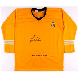 "William Shatner Signed LE ""Star Trek"" Unifrom (PSA COA)"
