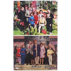 "Lot of (2) ""Willy Wonka  the Chocolate Factory"" 11x14 Photos Signed by Gene Wilder, Julie Dawn Cole,"