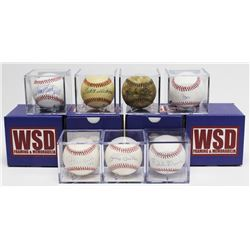 Wholesale Sports Daily Mystery Box - Autographed Baseball Edition