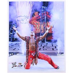 "Shawn Michaels Signed WWE 16x20 Photo Inscribed ""HBK"" (MAB)"