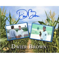 "Dwier Brown Signed ""Field of Dreams"" 8x10 Photo (MAB Hologram)"
