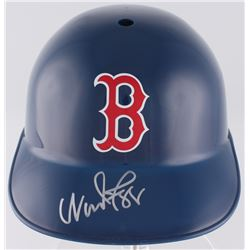 Wade Boggs Signed Red Sox Full-Size Batting Helmet (JSA COA)