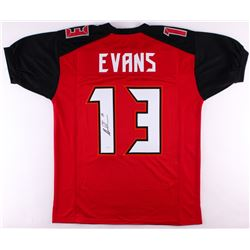 Mike Evans Signed Buccaneers Jersey (JSA COA  Denver Autographs)