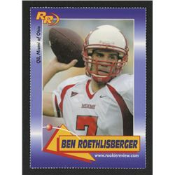 Ben Roethlisberger 2003 Rookie Review #61