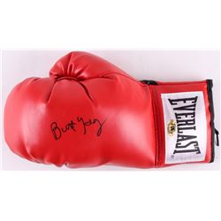 Burt Young Signed Everlast Boxing Glove (MAB Hologram)