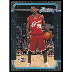 2003-04 Bowman #123 LeBron James RC