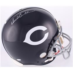 Dick Butkus Signed Bears Authentic Full-Size Helmet (Steiner COA)