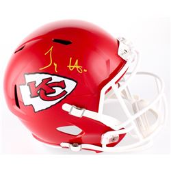 Tyreek Hill Signed Chiefs Full-Size Speed Helmet (Radtke COA)