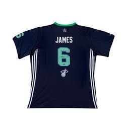 LeBron James Signed 2014 All-Star Limited Edition Jersey (UDA)