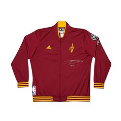 LeBron James Signed Cavaliers Limited Edition Warm-Up Jacket (UDA)